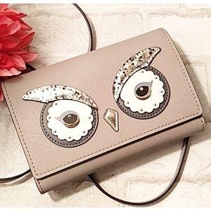 Kate Spade Owl Summer Cityscape Bag